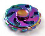 Fidget spinner kovový Kostidrť