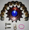 Kovový spinner Kingkong
