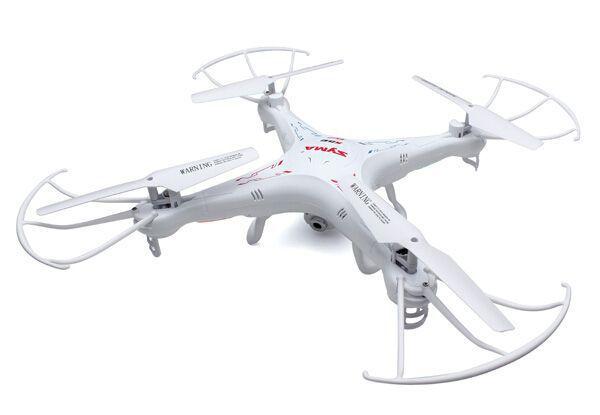 Syma X5SC 31,5cm EVOLUTION PRO prodloužená doba letu se sadou 4 baterií až 90 minut!