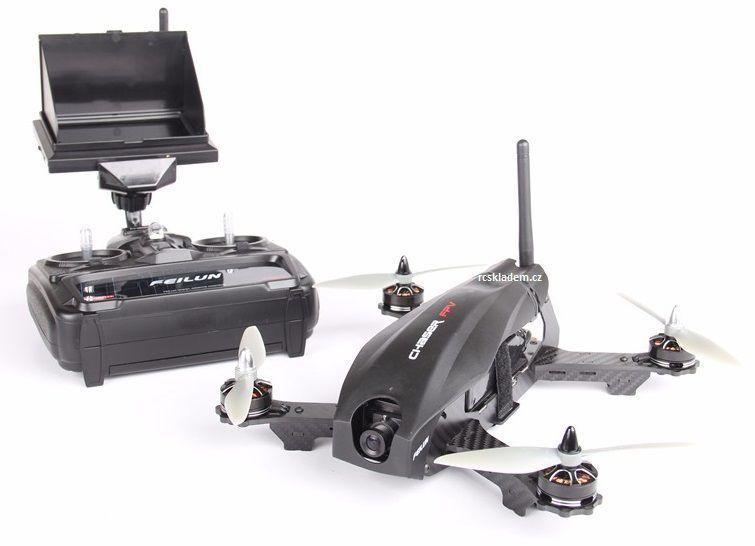FEILUN FX127 Závodní dron CHASER FPV 250