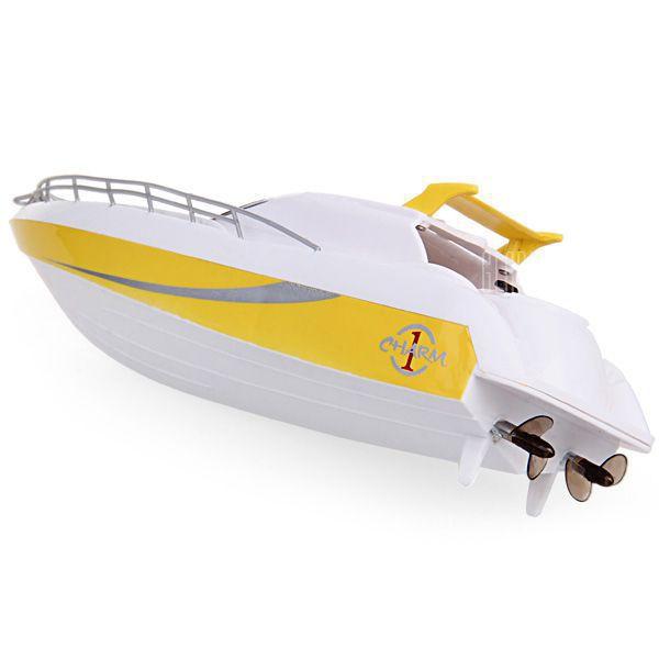 Loď do bazénu na ovládání