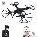 T70VR nejnovější dron s živým přenosem obrazu 3D VR brýlí!