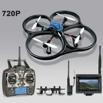 Dron Explorers V393 2.4 Ghz se střídavými motory bez kamery WL Toys