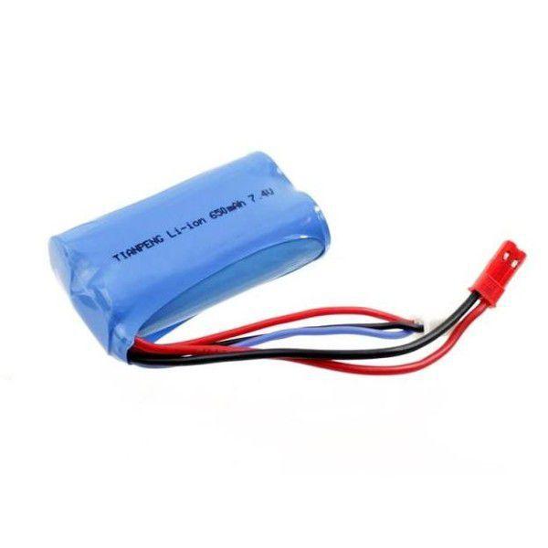 Baterie Li-Ion 650mAh 7.4V