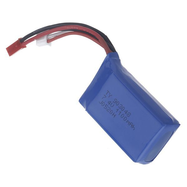 Baterie LiPol 1100mAh 7.4V pro modely Vortex RCskladem