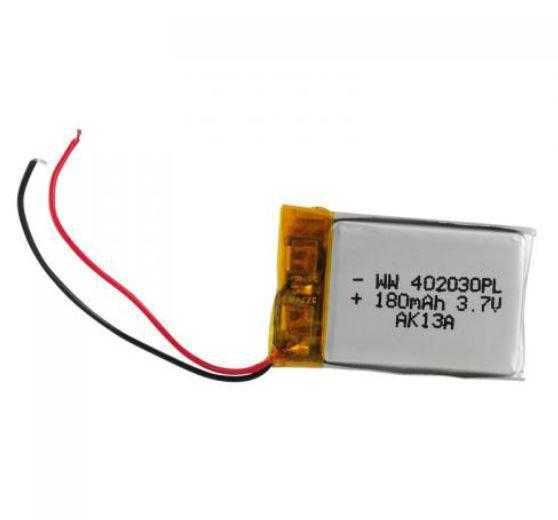 Baterie LiPol 180mAh 3.7V