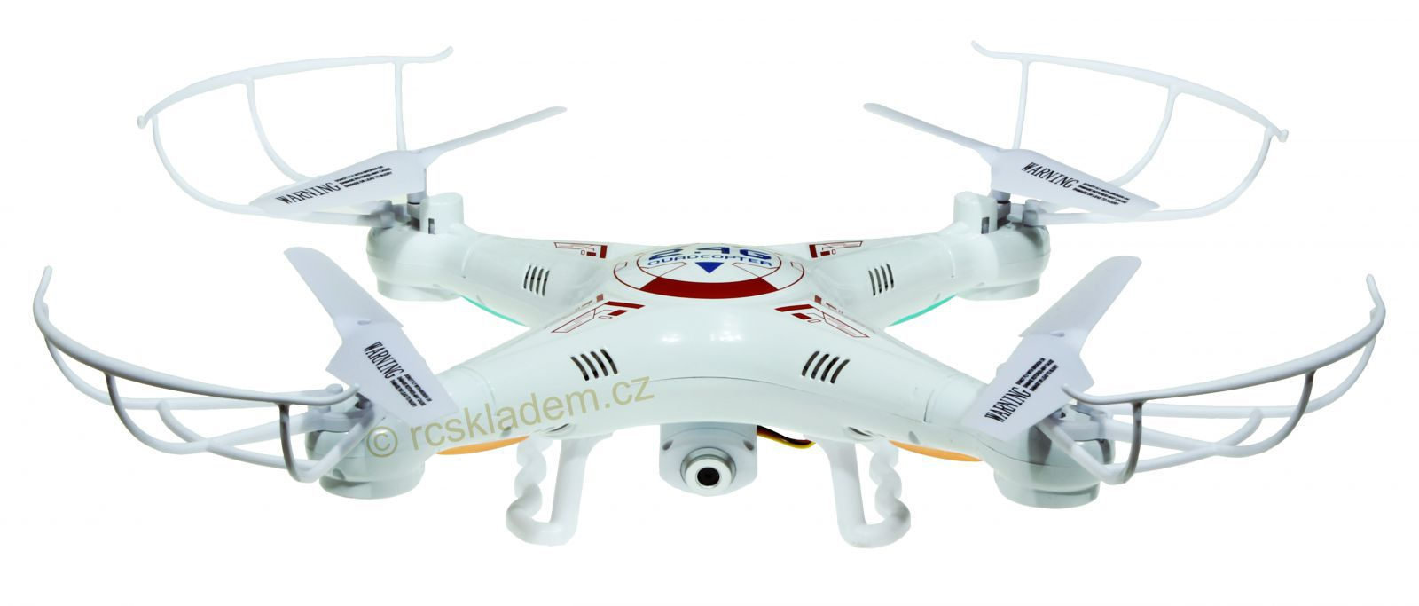 Dron K300C s kompasem, módem pro začátečníky a HD kamerou model 2016 Koome