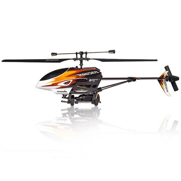 Hubsan FPV Invader vrtulník s 2,4 GHz přenosem signálu