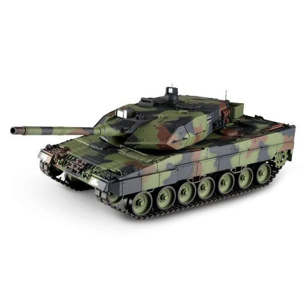 German Leopard 2 A6
