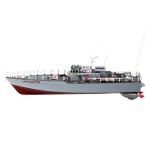 RC vojenská torpédová loď Torpedo Boat 44cm