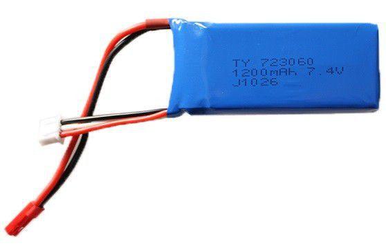 Baterie Li-po 1200mAh (pro V666, V353 s kamerou a tarantula X6) RCskladem