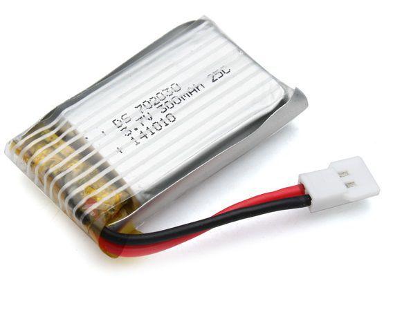 Baterie LiPol 300mAh 3.7V