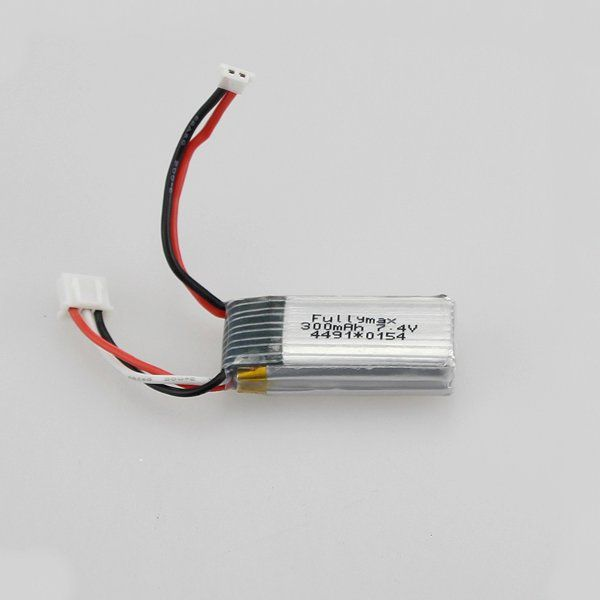 Baterie LiPol 300mAh 7,4V