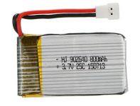 Baterie Li-Pol 800 mAh 3.7V pro Dron Tracker