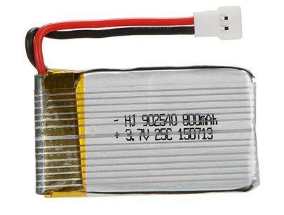 Baterie LiPol 800mAh 3.7V
