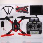 HAWK-EYE FPV - HD kamera ! + 2 baterie navíc