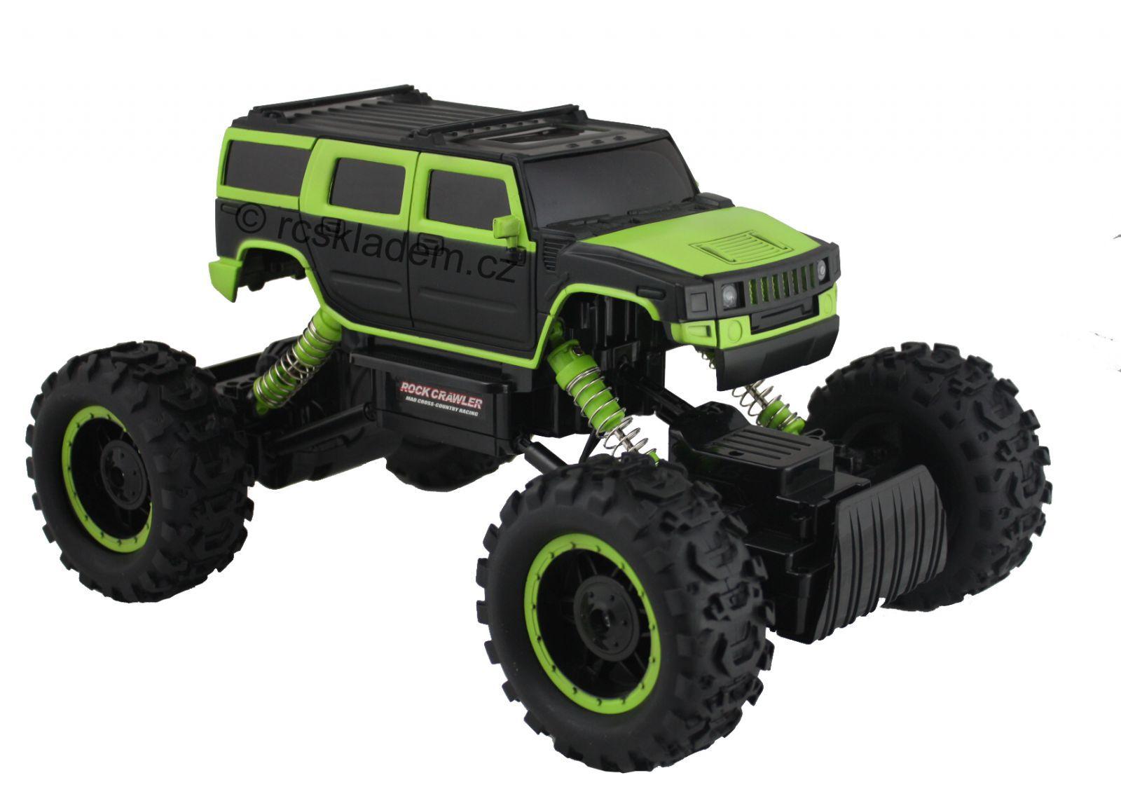 Hummer Truck Maistro 2,4Gh 36cm