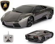 Bburago 1:14 Plus Lamborghini Reventón šedivý
