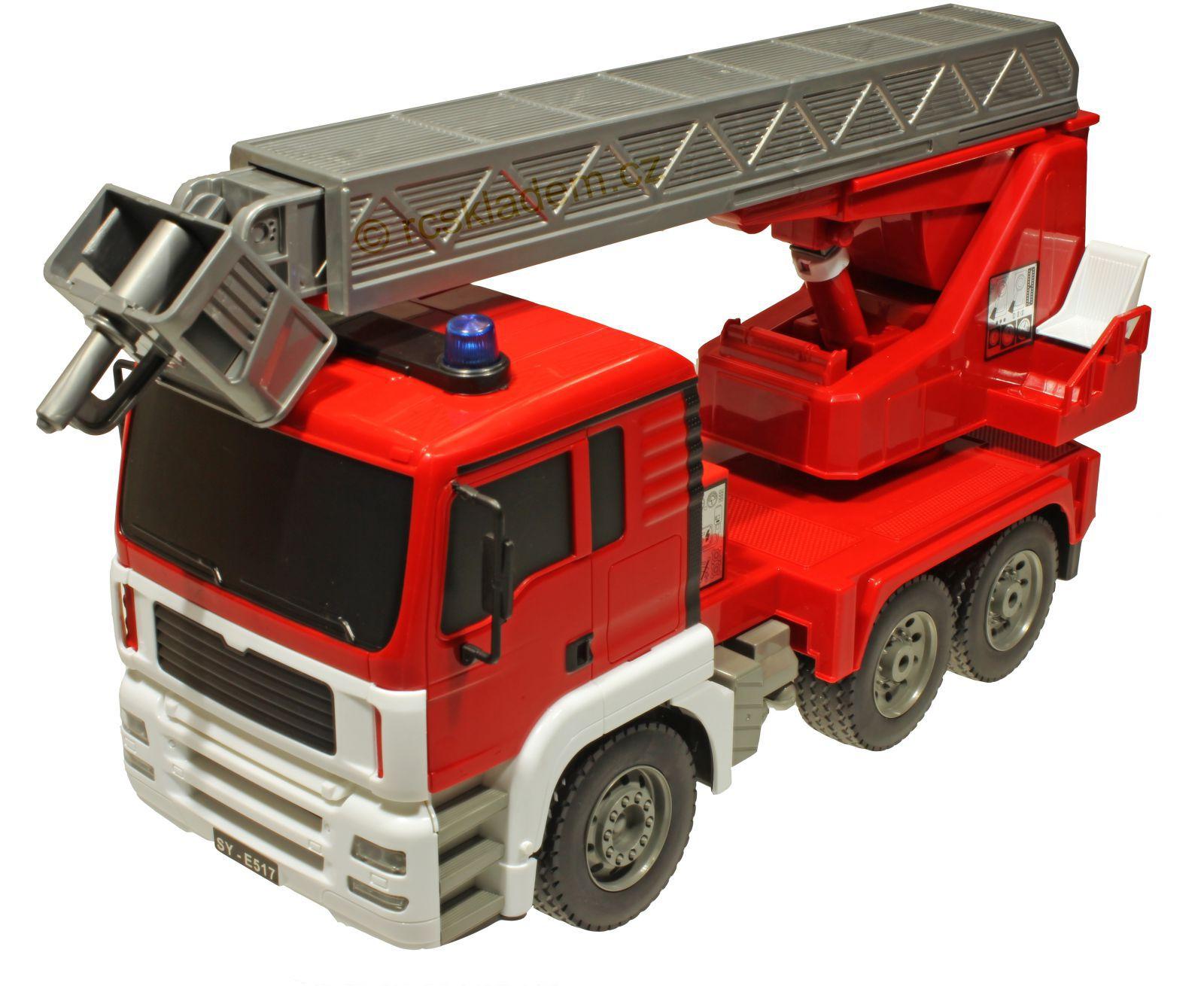 RC Hasičské zásahové vozidlo MAN Truck & Bus Group
