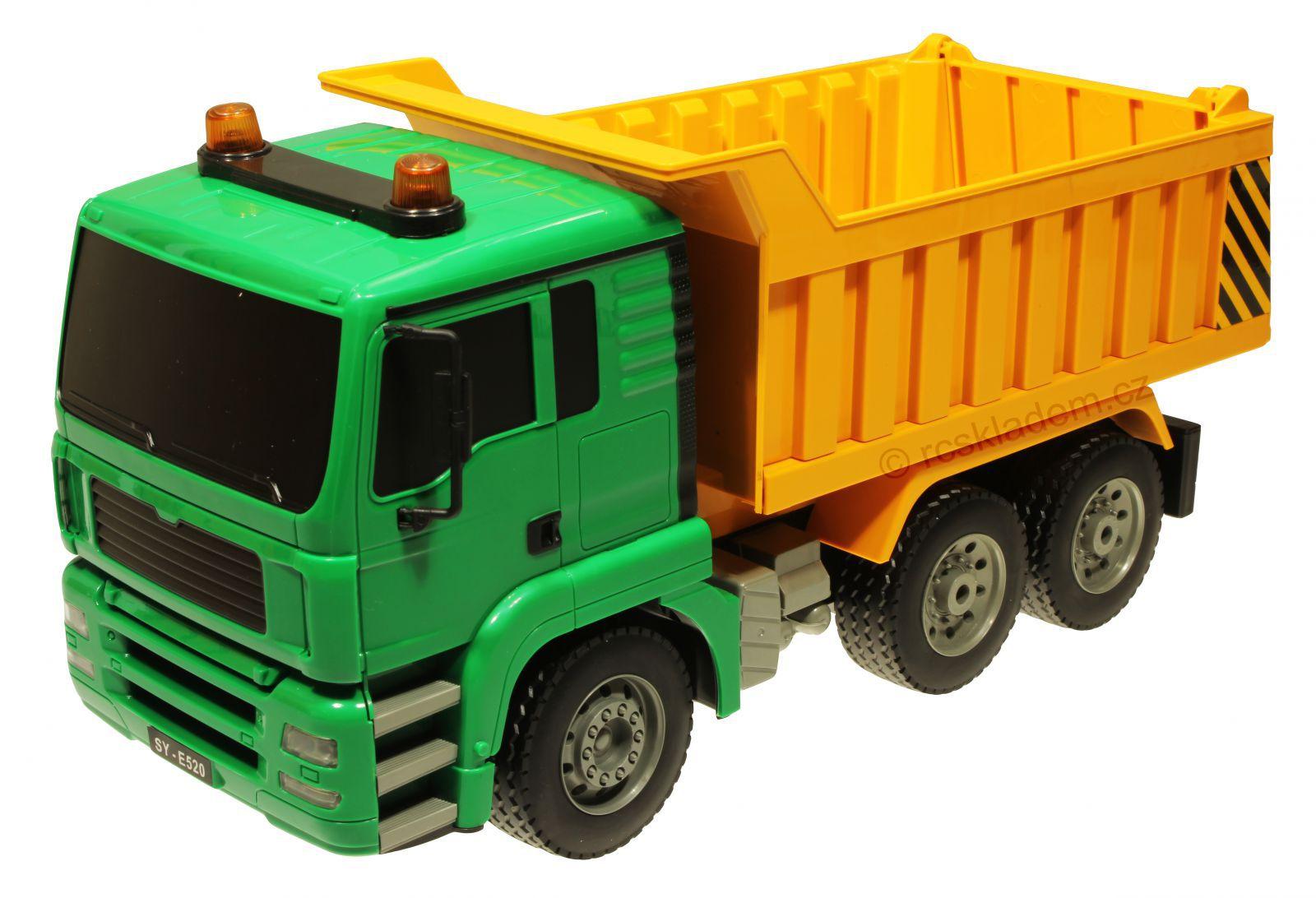 RC náklaďák MAN Truck 1/20
