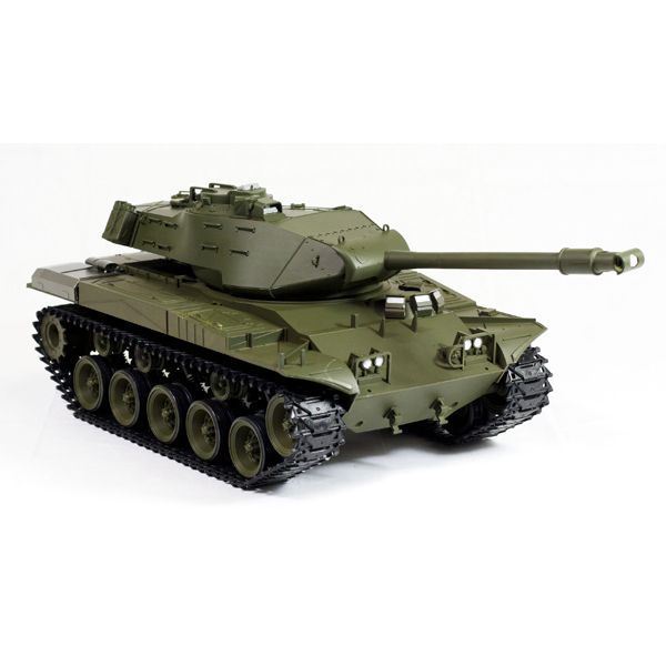 RC tank 1/16 U.S.M41A3 Walker Bulldog