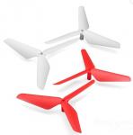 Sada Tuningových vrtulí pro drony Syma X5 (X5C, X5SW, X5SC, X5HC, X5HW)
