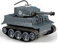 Soubojové tanky German Tiger, T 34 , stolní provedení HENG LONG