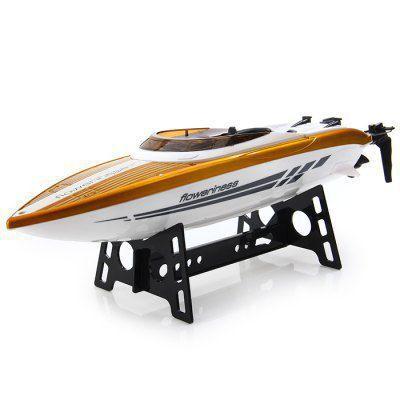 Závodní člun 38cm Baywatch 20+ km/h s vodou chlazeným motorem RCskladem