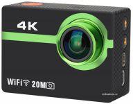 4K wifi kamera s ovládáním