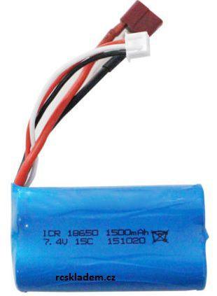 Baterie 7.4V 1500mAh