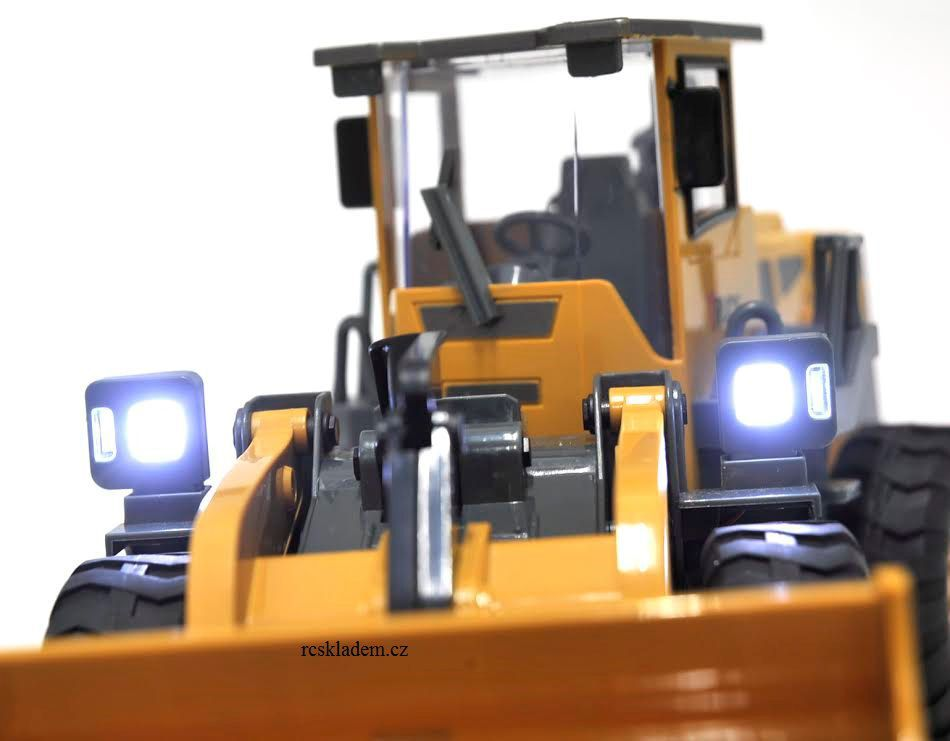 RC buldozer