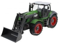 Traktor s návěsem