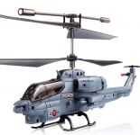Vojenský vrtulník Cobra