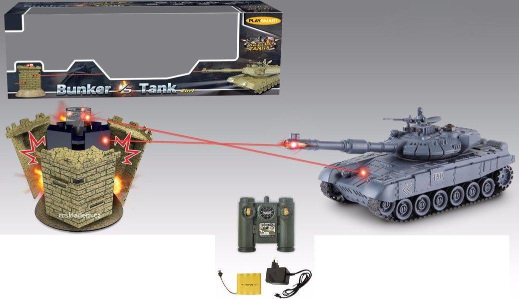 Bojující tank T90