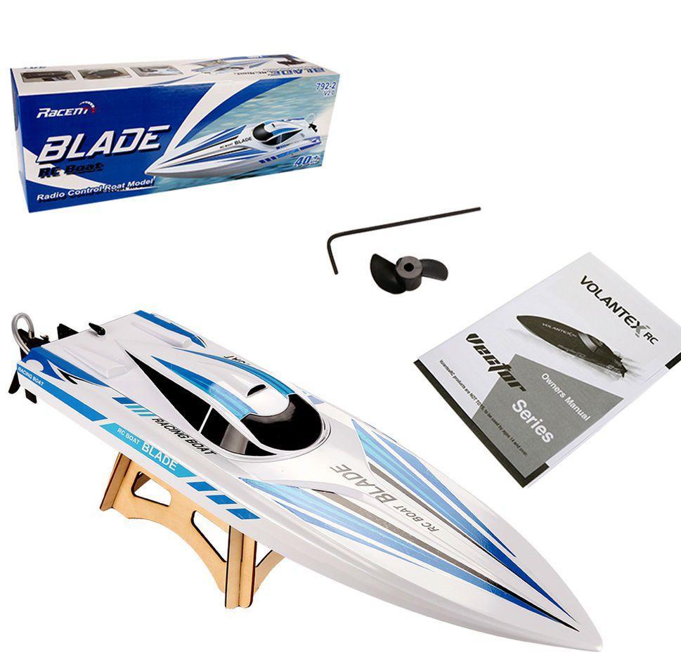Blade race loď