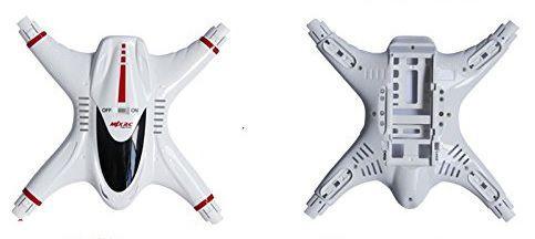 MJX - X400 - tělo