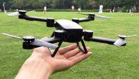 SKLÁDACÍ DRON PREDÁTOR 23cm S ONLINE PŘENOSEM OBRAZU
