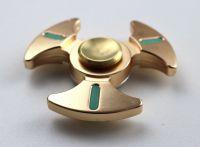 Kovový spinner Masivní svítící rotačák