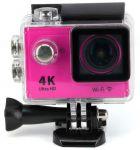 Sportovní vodotěsná wifi kamera 4K s displejem pro drony  i na každodennÍ využití