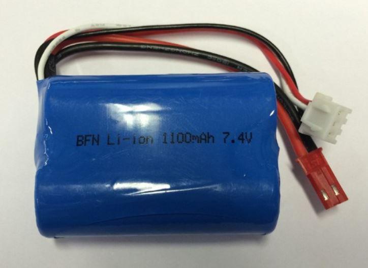 Baterie Li-Ion 1100mAh 7.4V