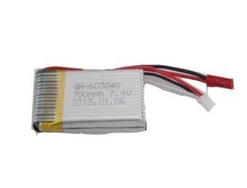 Baterie LiPol 700mAh 7.4V