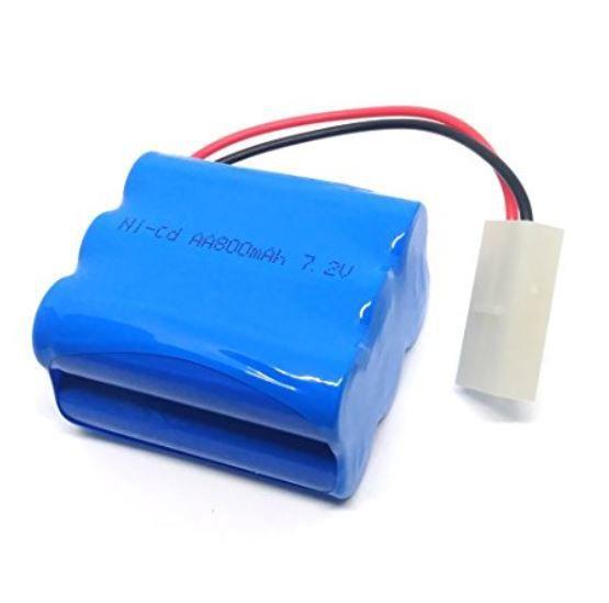 Baterie 7.2V 800mAh