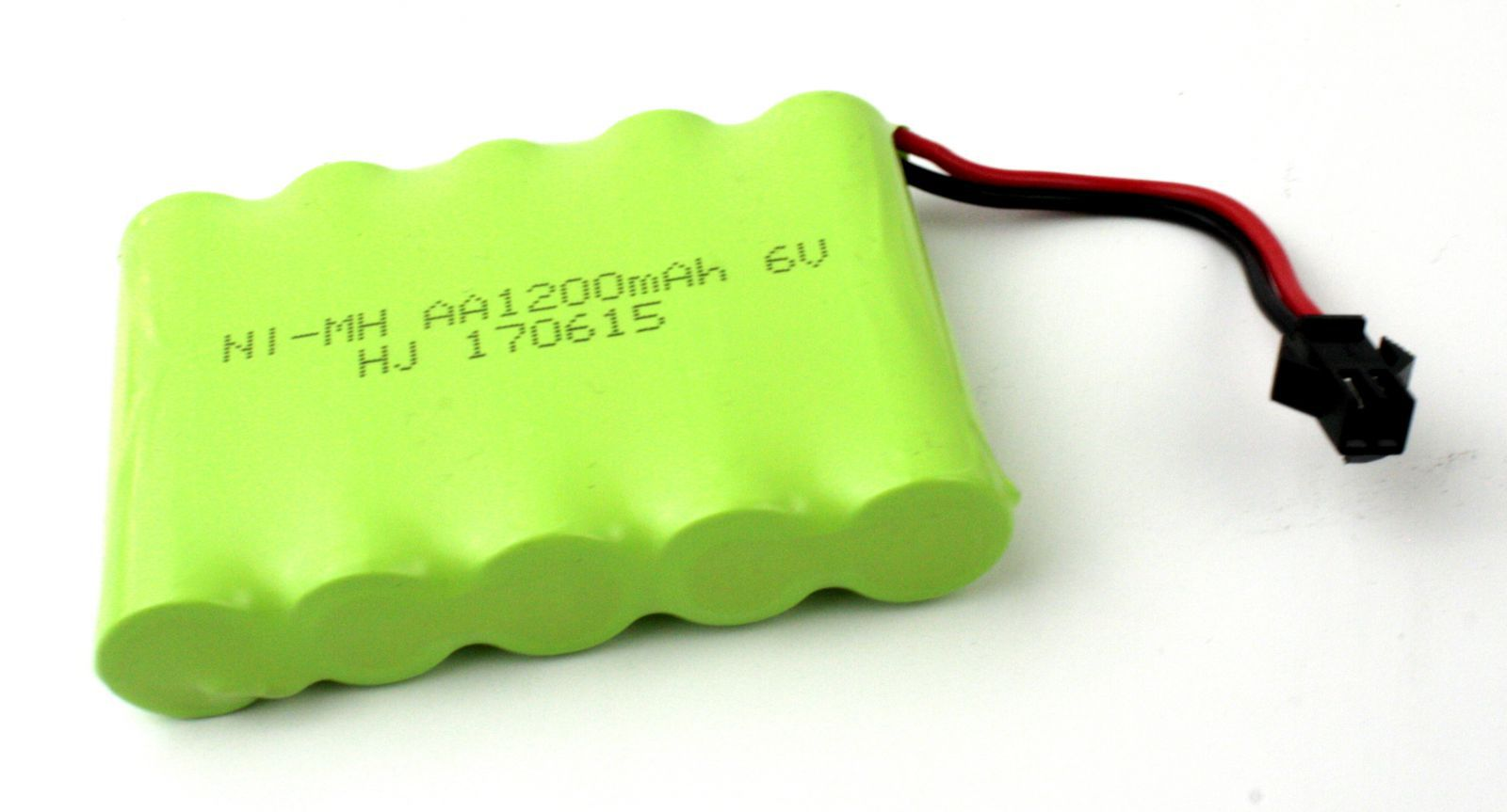 Baterie Ni-MH 1200mAh 6V