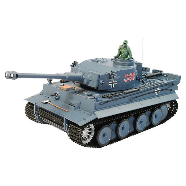 RC tank 1:16 GERMAN TIGER I