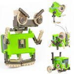 Kreativní stavebnice pro děti 4v1 s motůrkem!