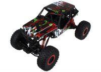 Monster Truck Maistro 2,4Gh 43cm do nejnáročnějšího terénu červený