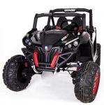 BIG BOY Brutální čtyřmotorové ATV délka 130cm dvousedačkové s měkčenými koly černé
