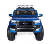 BIG BOY FORD RANGER Licencované čtyřmotorové dětské elektrické autíčko délka 135cm v modré metalíze