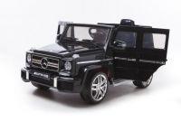 Dětské elektrické autíčko Mercedes G63 AMG délka 120cm s dálkovým řízením černé