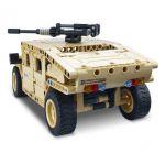 Mechanical Master Armádní vozidlo QH-14